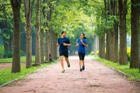 Brigade Komarla Heights Jogging Track